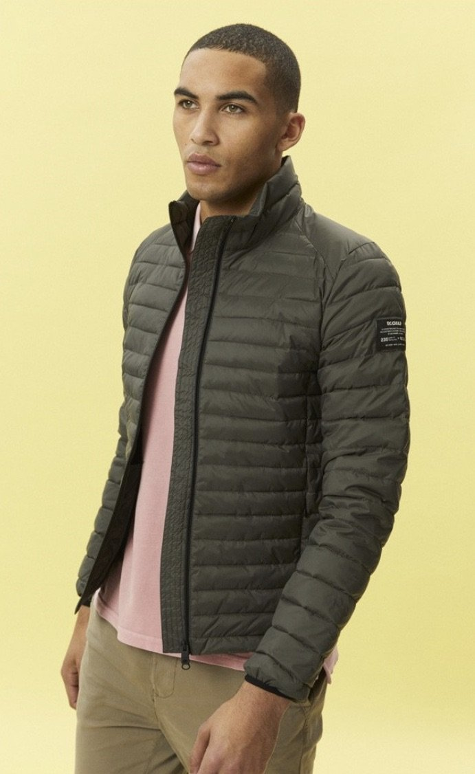 Beret Down Jacket Man Urban Green (før: 1279 kr)