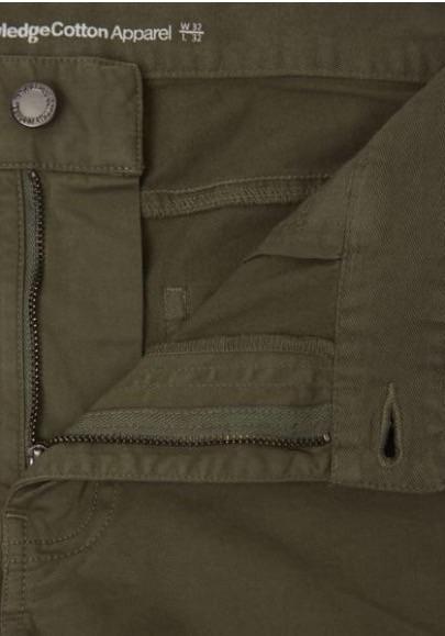 5-pocket stretched jeans - GOTS (Før 799 kr)