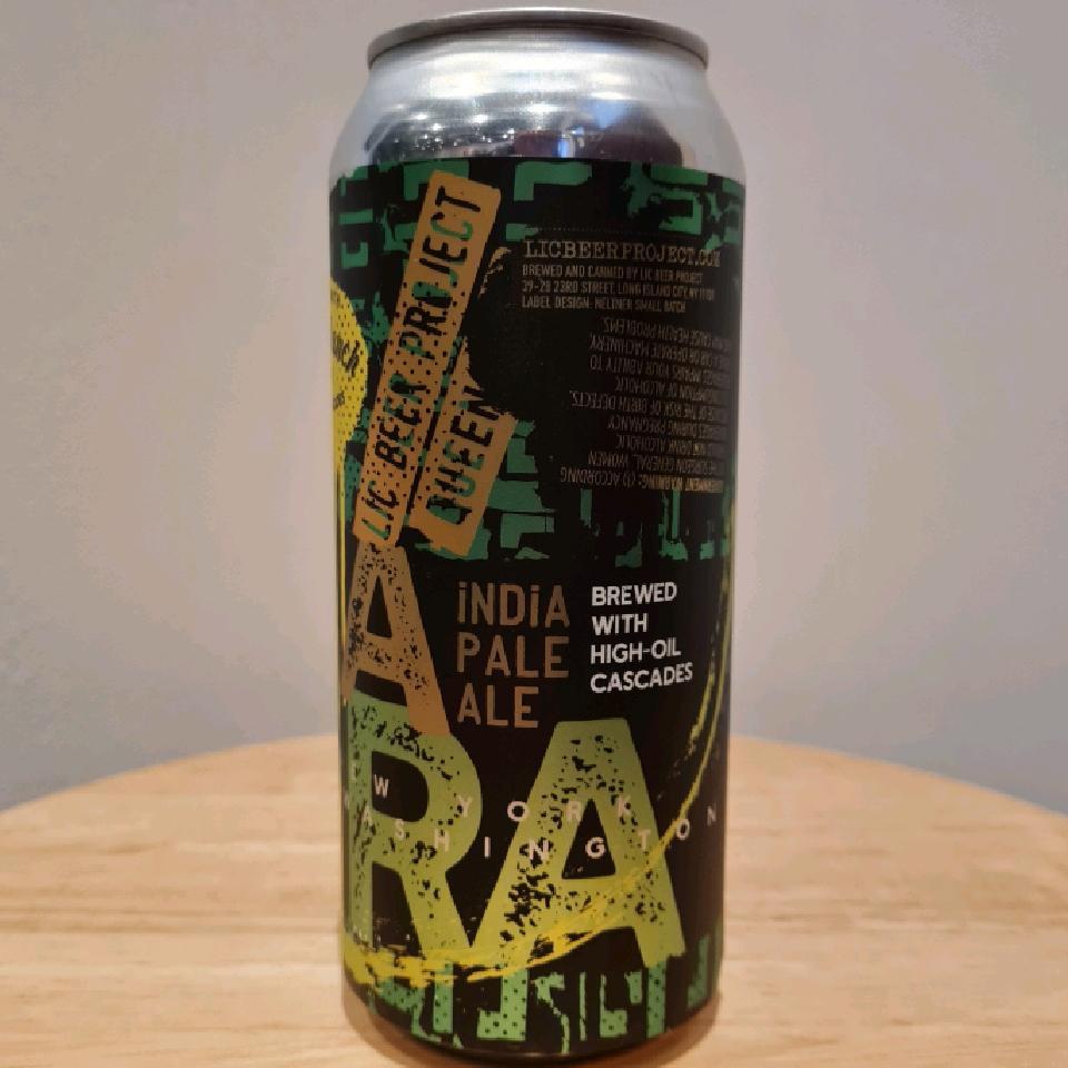 LIC Beer Project Bona Terra