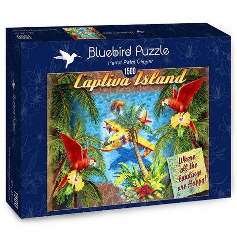 Papegøje øen