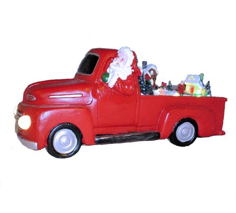 Julemandens Bil
