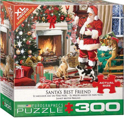 Julemandens bedste venner