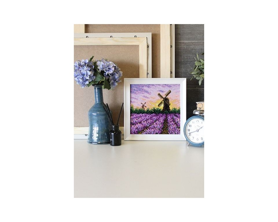 Charm of Provence 20x20