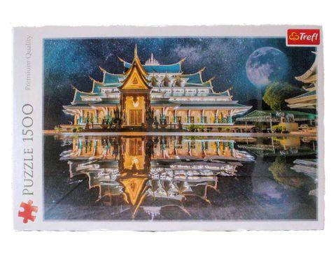 Wat Pa Puh Kon tempel Thailand