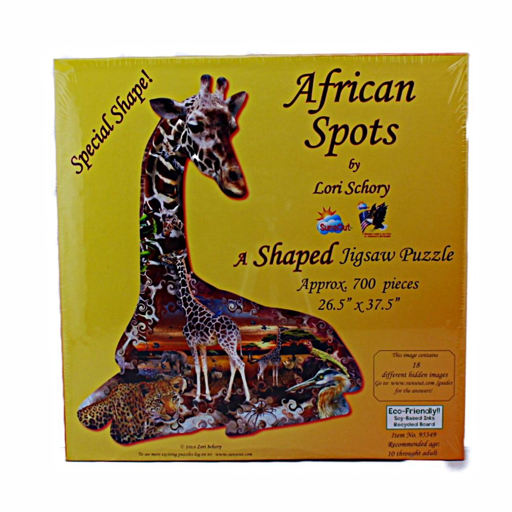African Spots