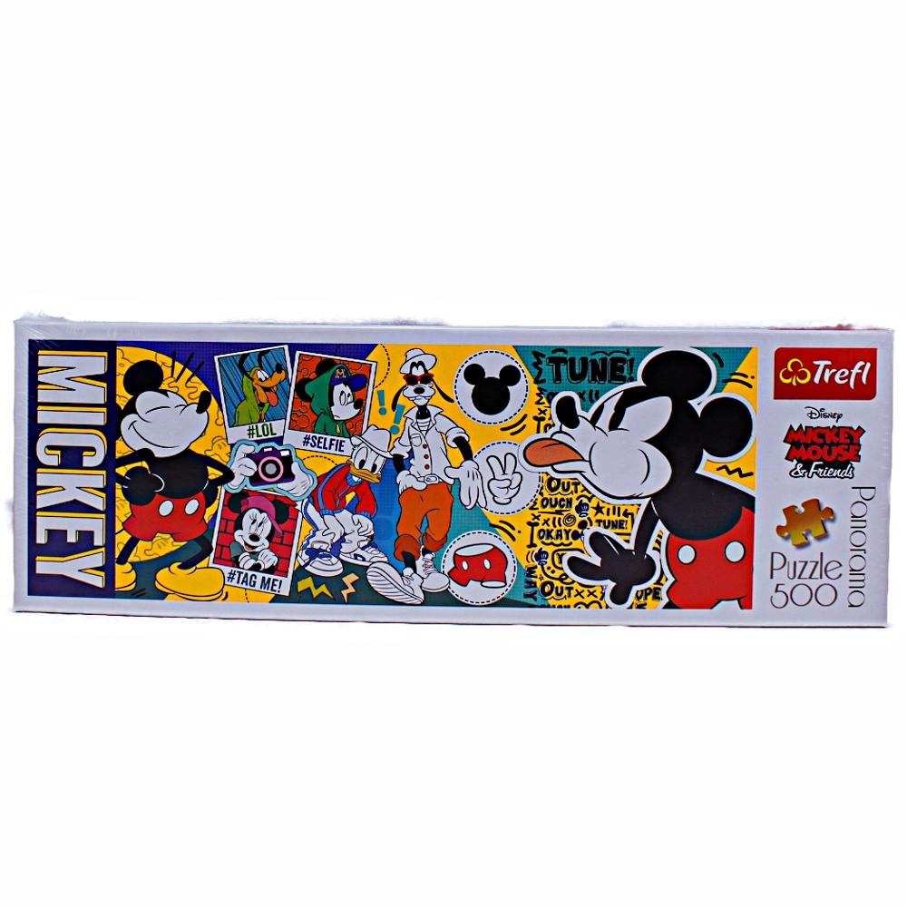 Legendariske Mickey Mouse