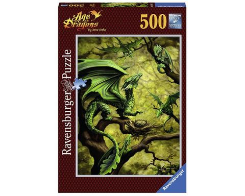 Anne Stokes: Forest Dragon