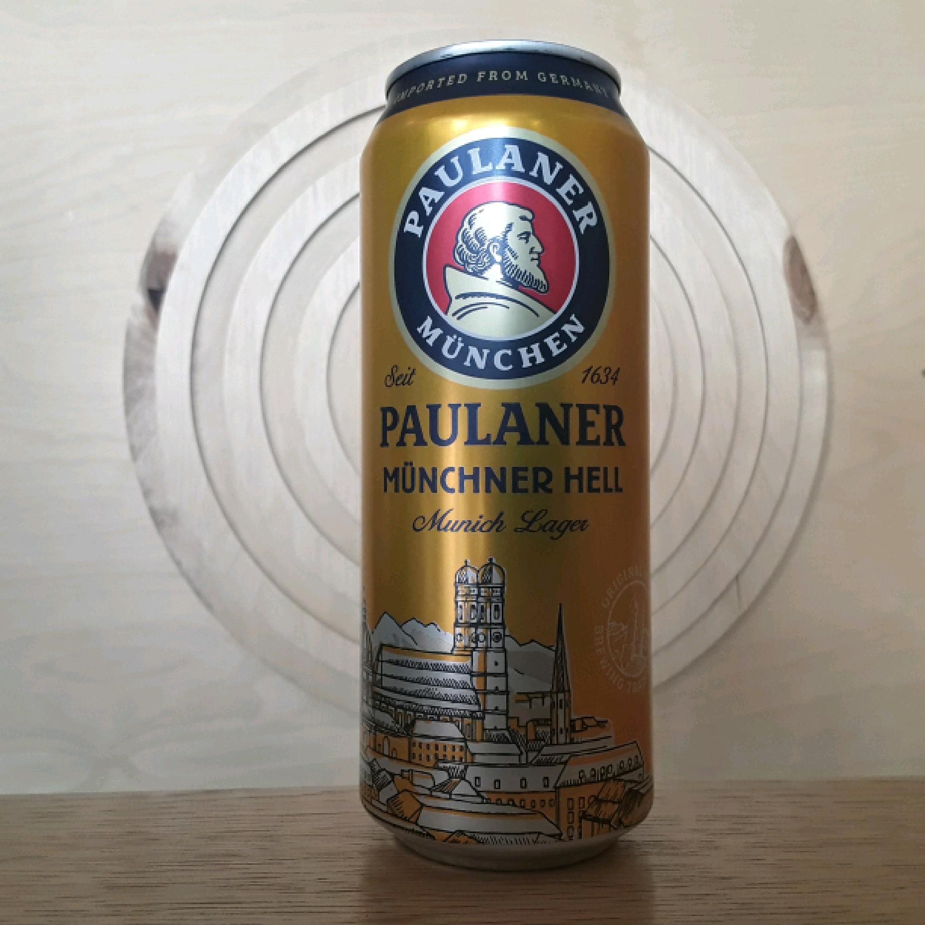 Paulaner | Munchner Hell | Lager