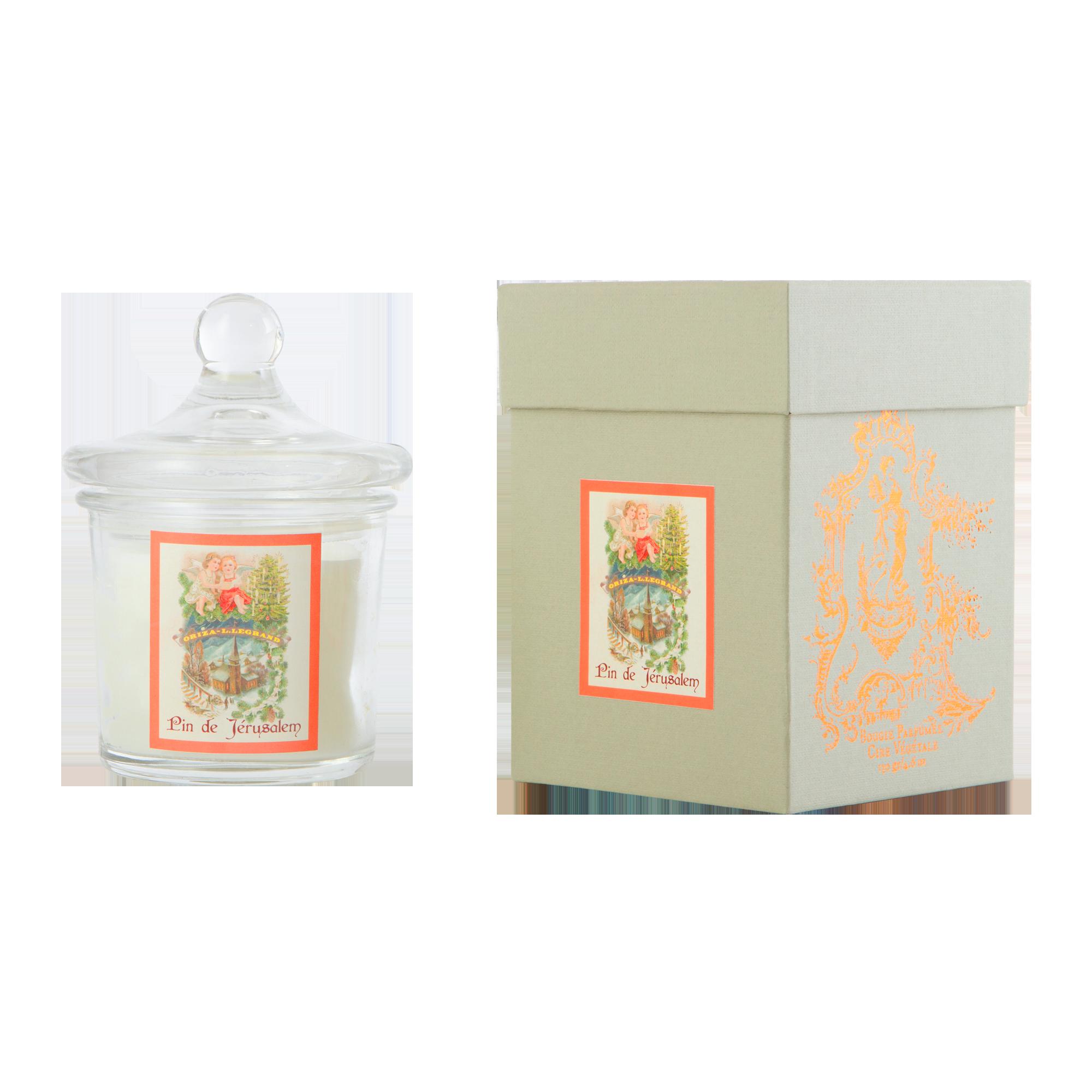 ORIZA L.LEGRAND Pin de Jérusalem Perfumed Candle 130 g