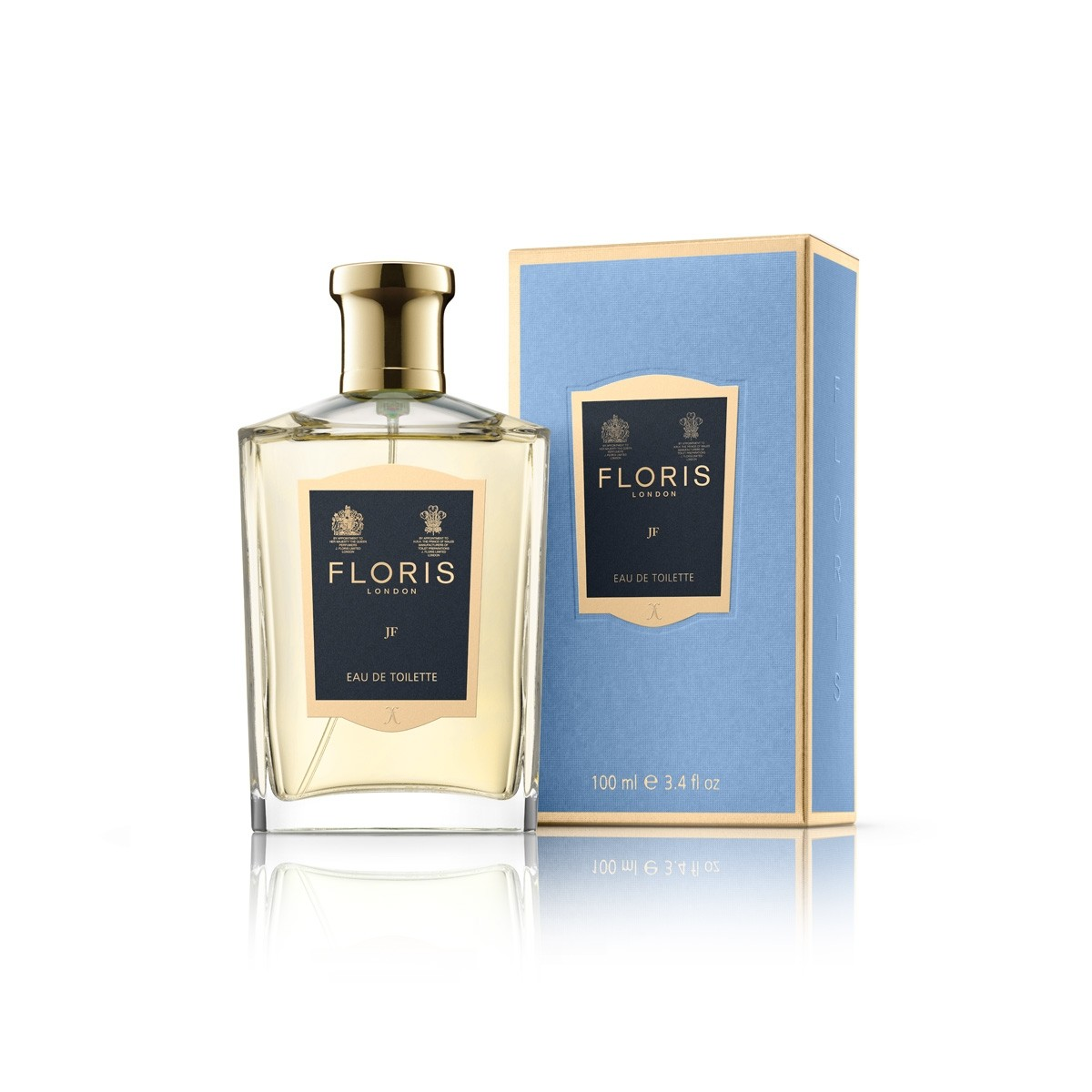 Floris JF Eau de Toilette 100 ml