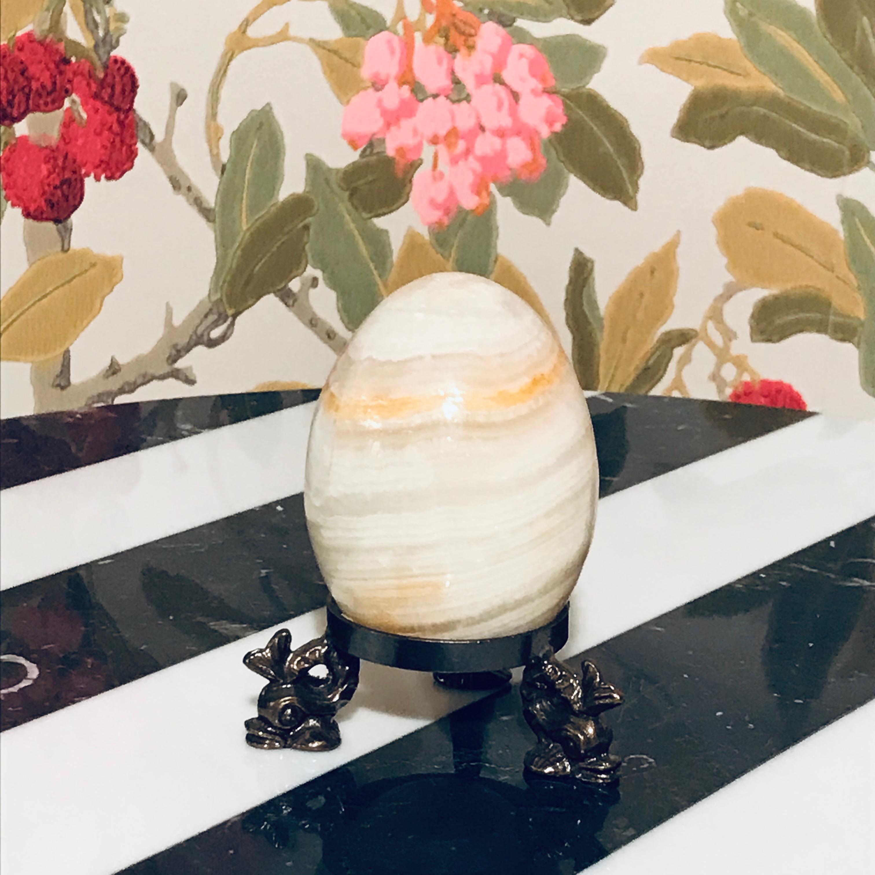 Alabaster Egg