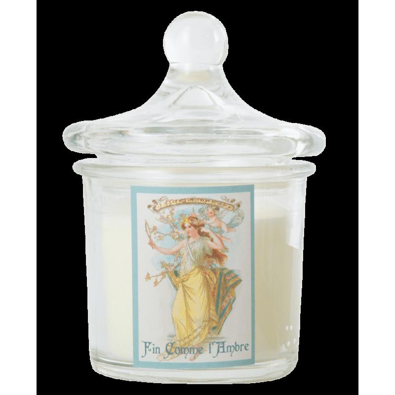 ORIZA L.LEGRAND Fin comme l'Ambre Perfumed Candle 130 g
