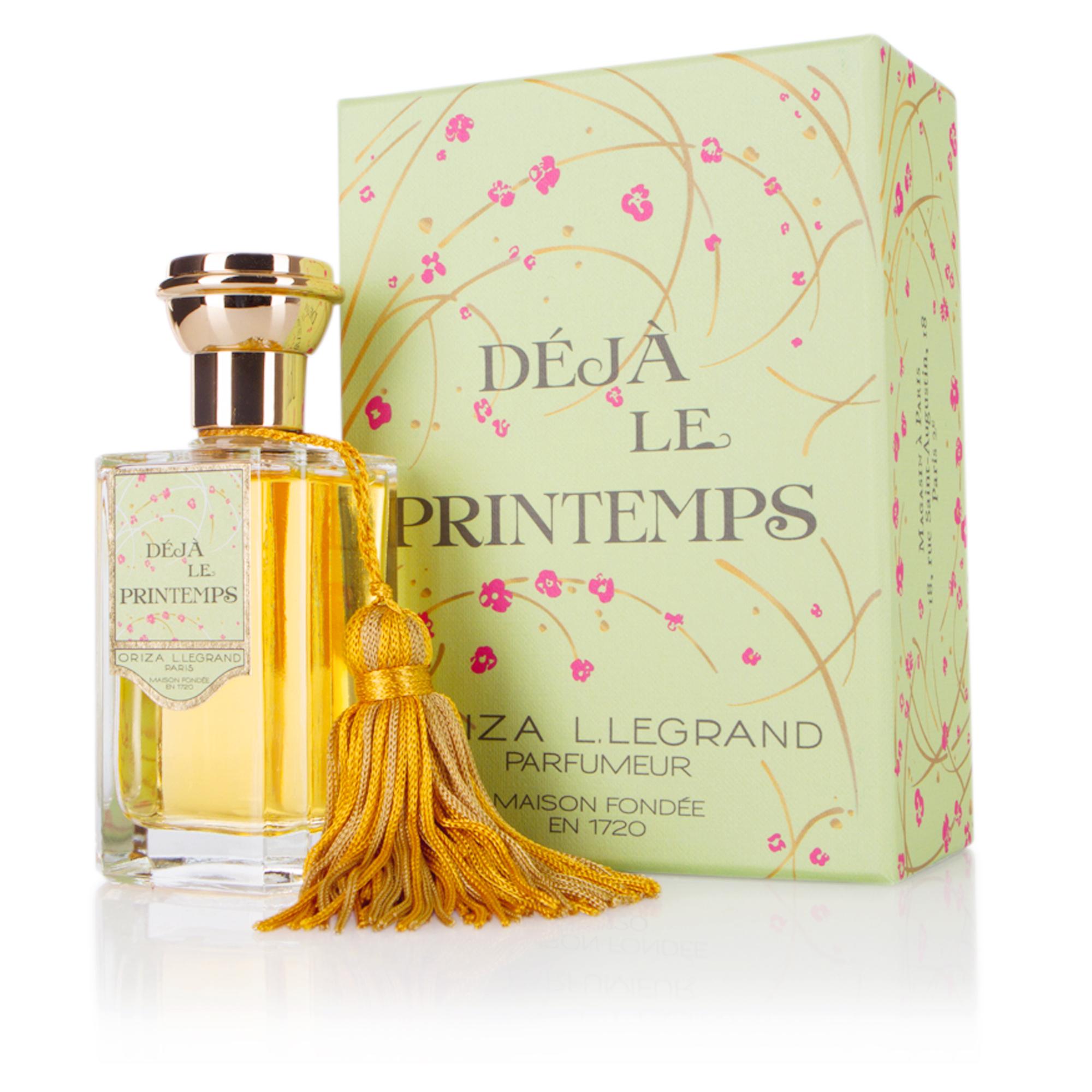 ORIZA L.LEGRAND Déjà Le Printemps Eau de Parfum 100 ml