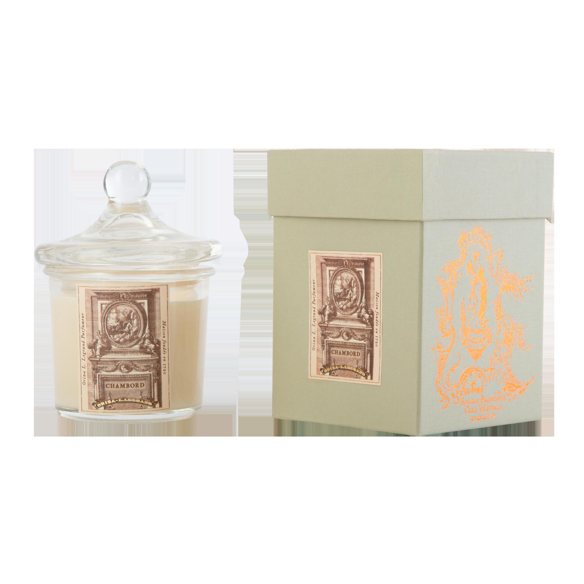ORIZA L.LEGRAND Chambord Perfumed Candle 130 g