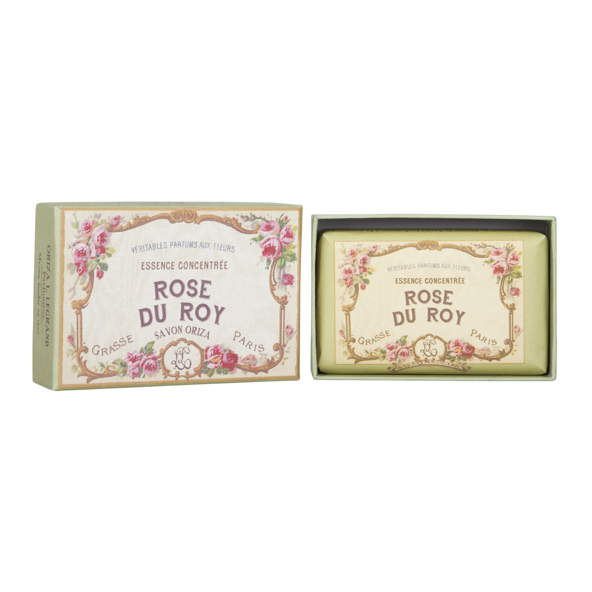 ORIZA L.LEGRAND Rose du Roy Soap 125 g
