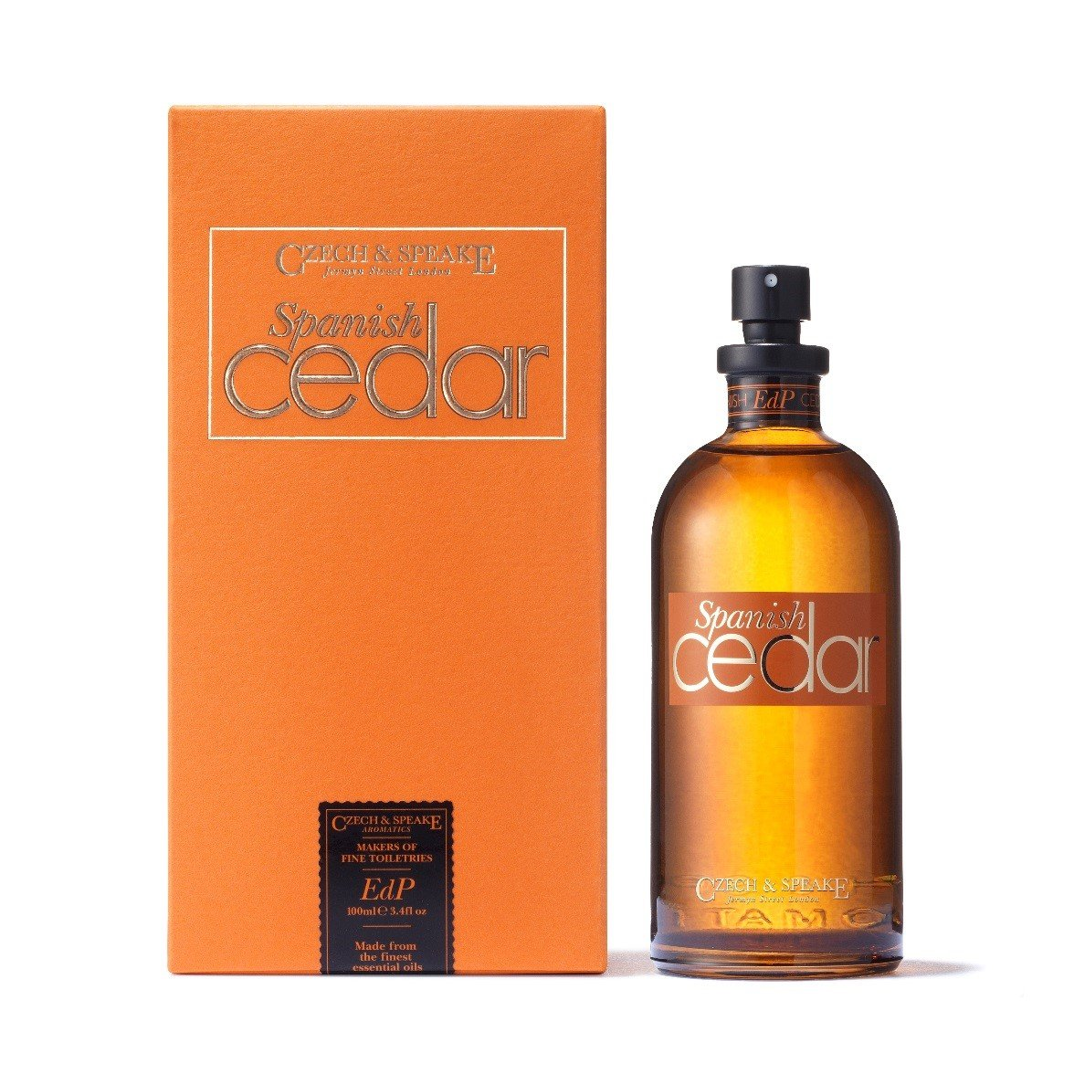 Czech & Speake Spanish Cedar Eau De Parfum Spray 100ml
