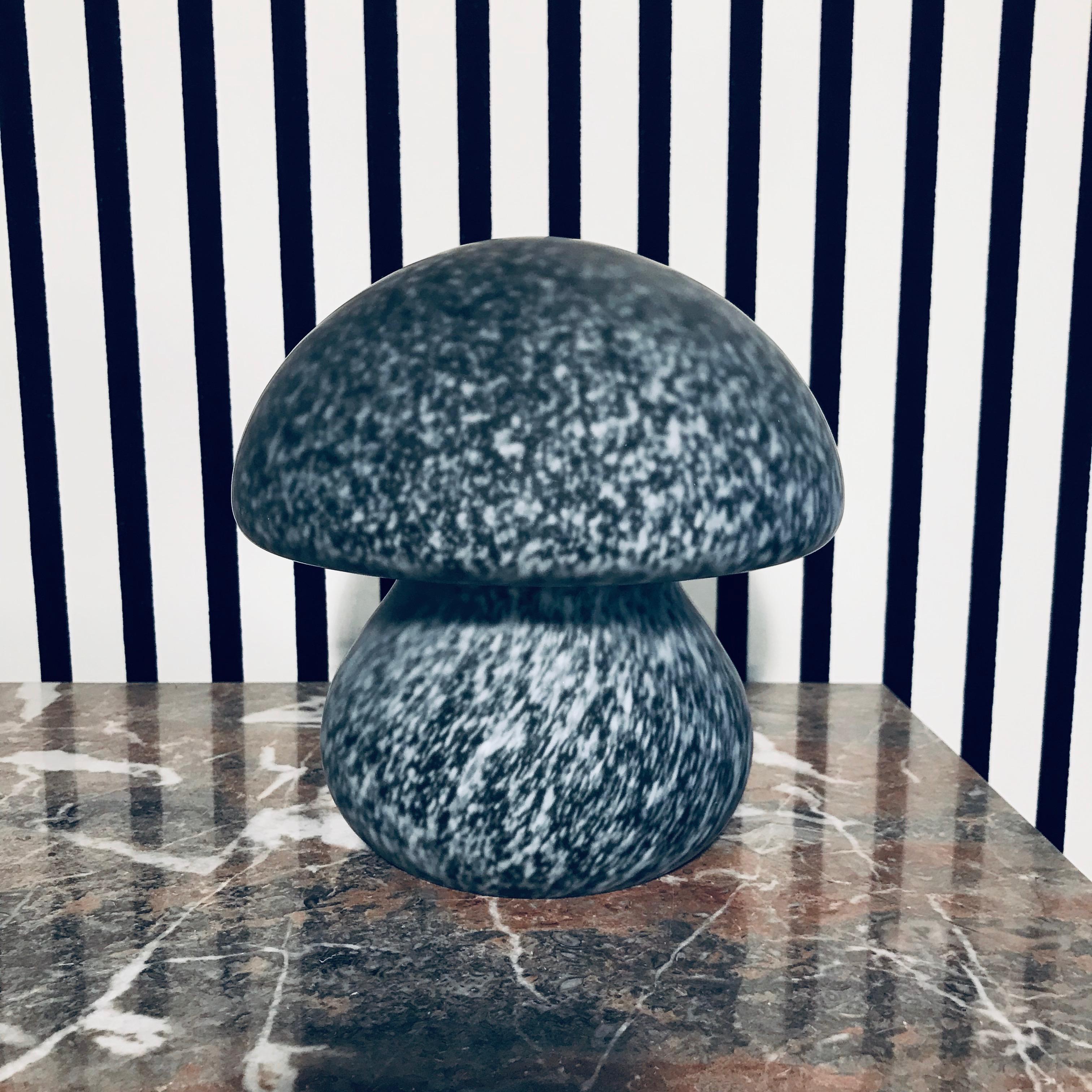 Kosta Boda Mushroom Lamp
