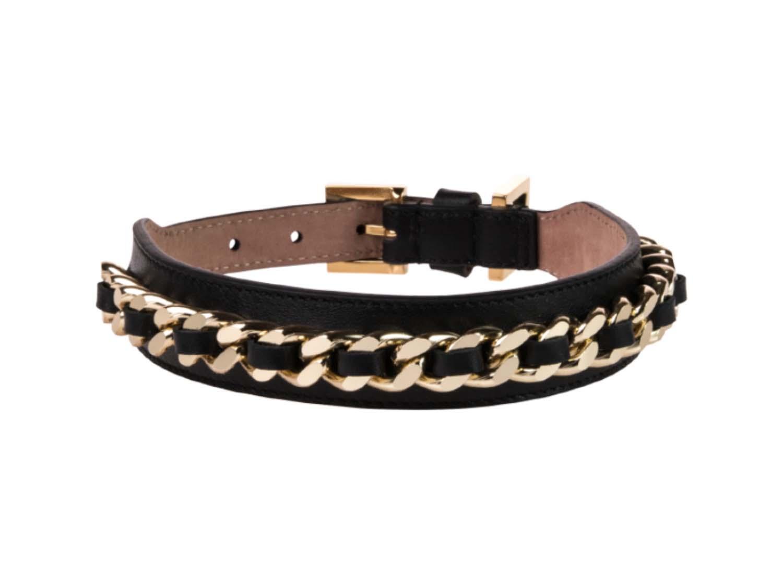 FRIDA FIRENZE Collar Chain Large, Black