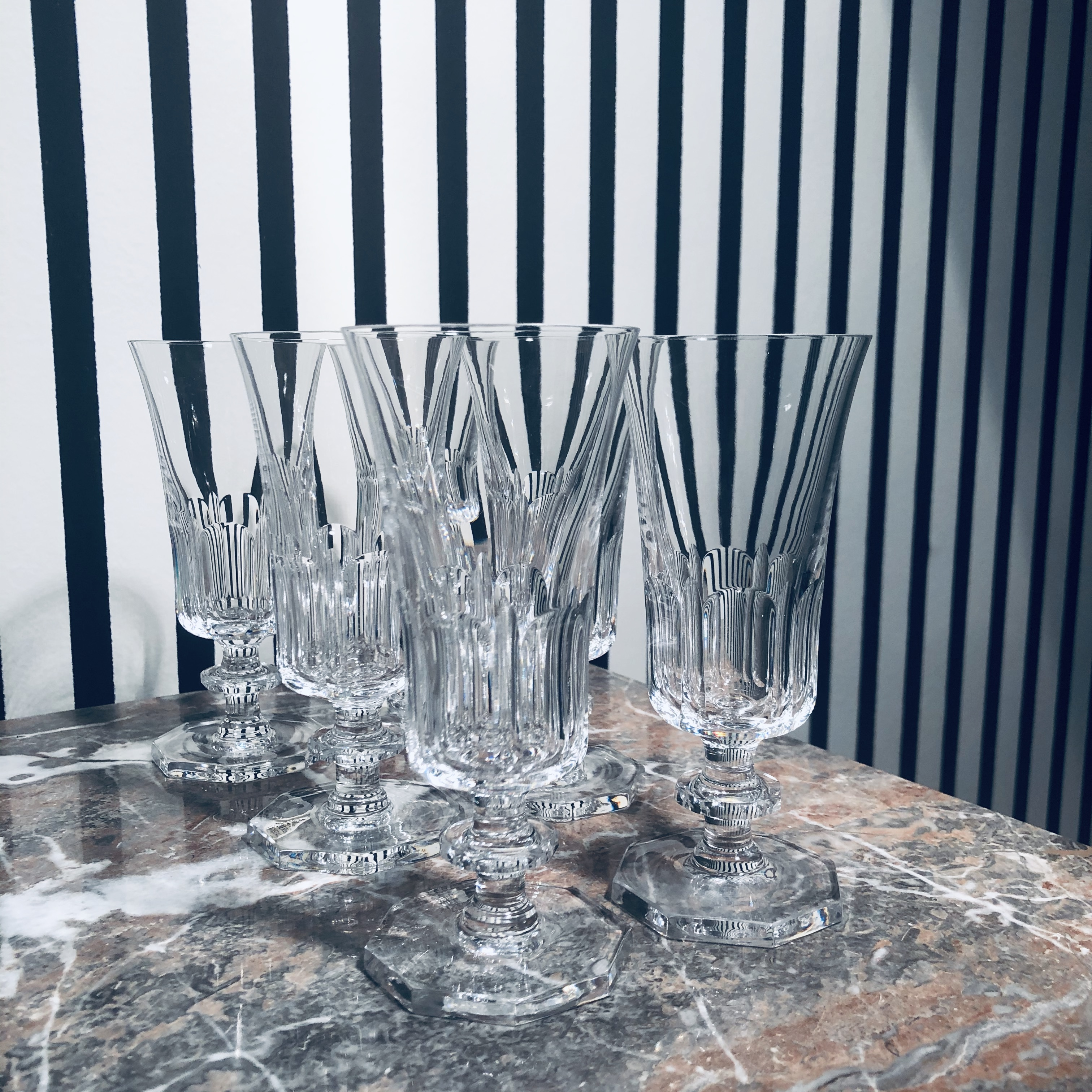 Champagne Flutes (6 pcs.)