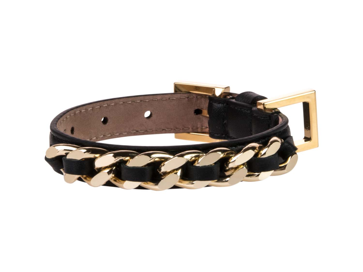 FRIDA FIRENZE Collar Chain small, Black