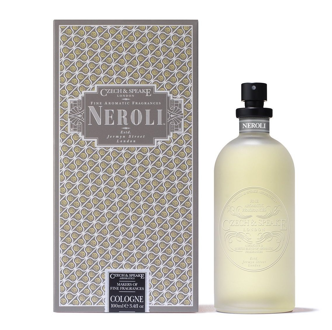 Czech & Speake Neroli Cologne Spray 100ml