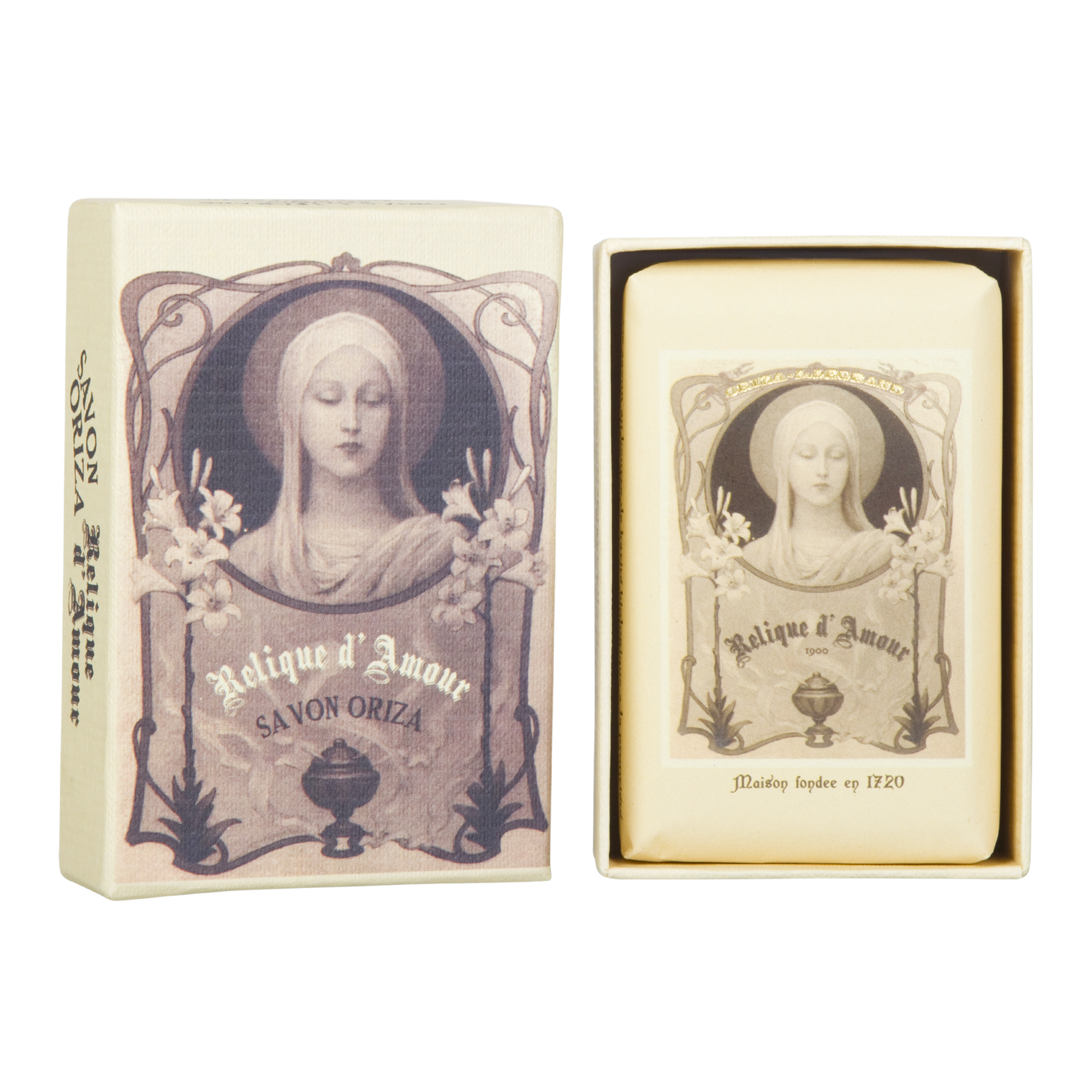 ORIZA L.LEGRAND Relique d'Amour Soap 125 g