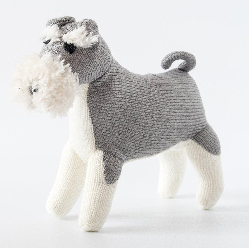 Schnauzer Dog Toy