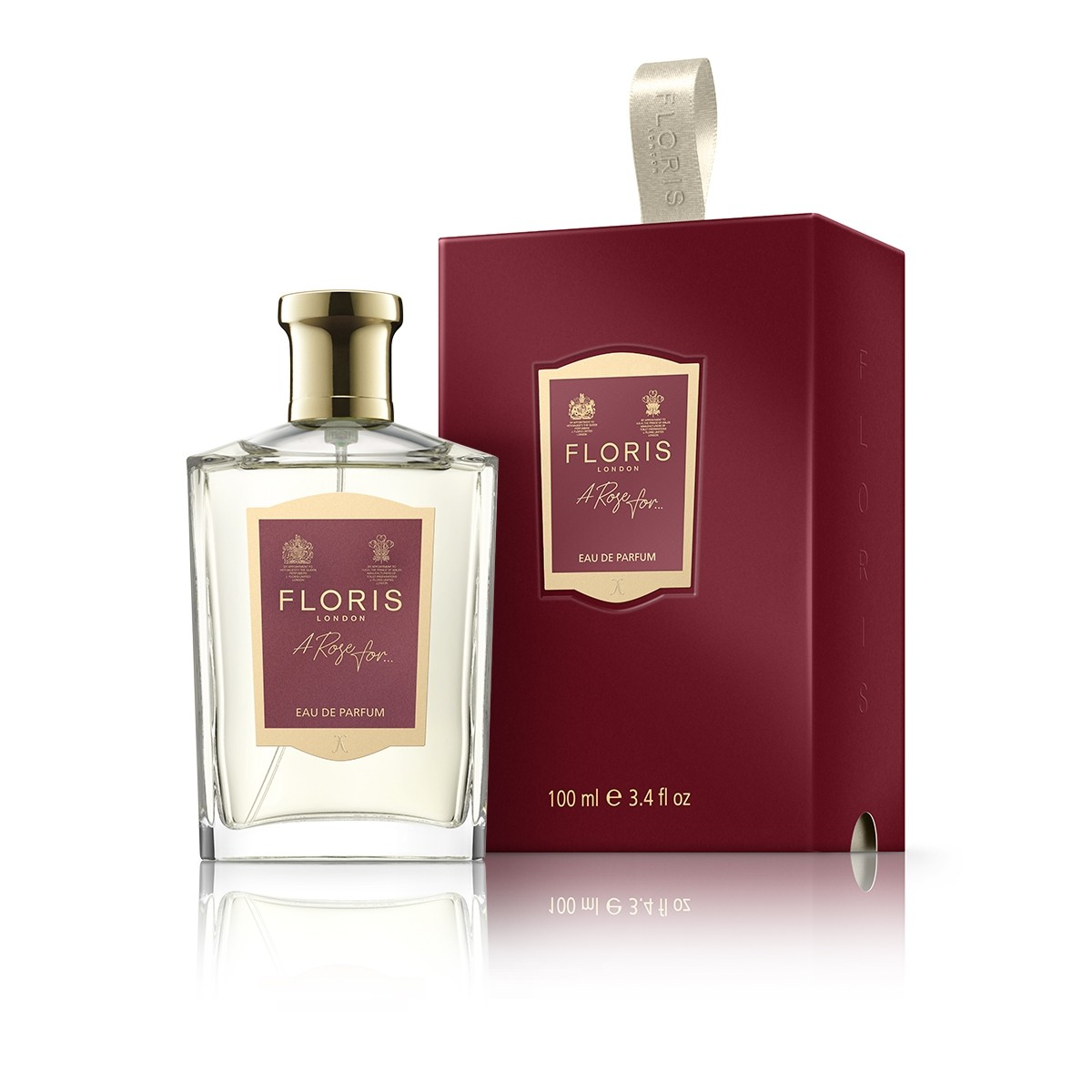 Floris A Rose For... Eau de Parfum 100 ml