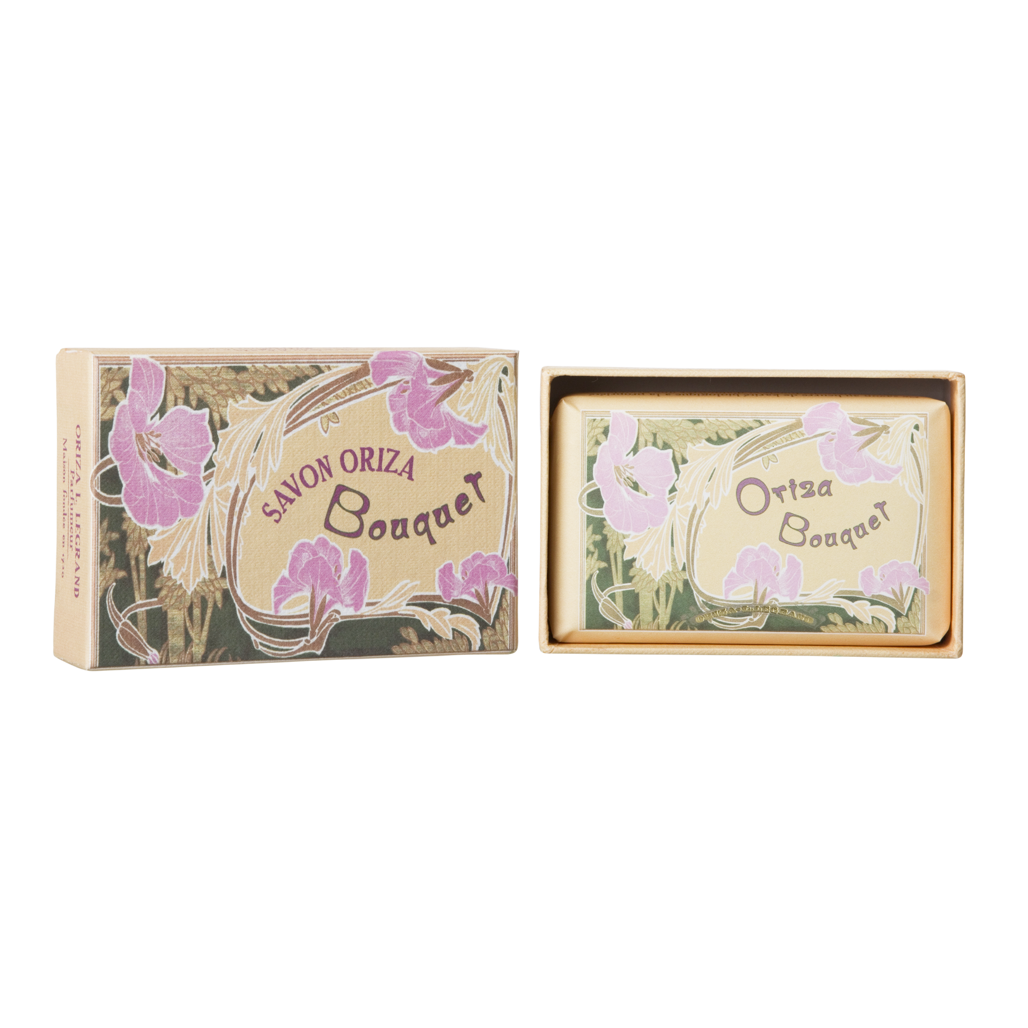 ORIZA L.LEGRAND Bouquet Soap 125 gr