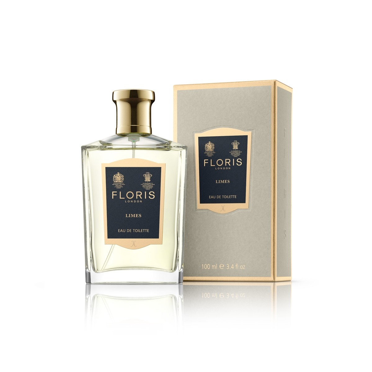 Floris Limes Eau de Toilette 100 ml