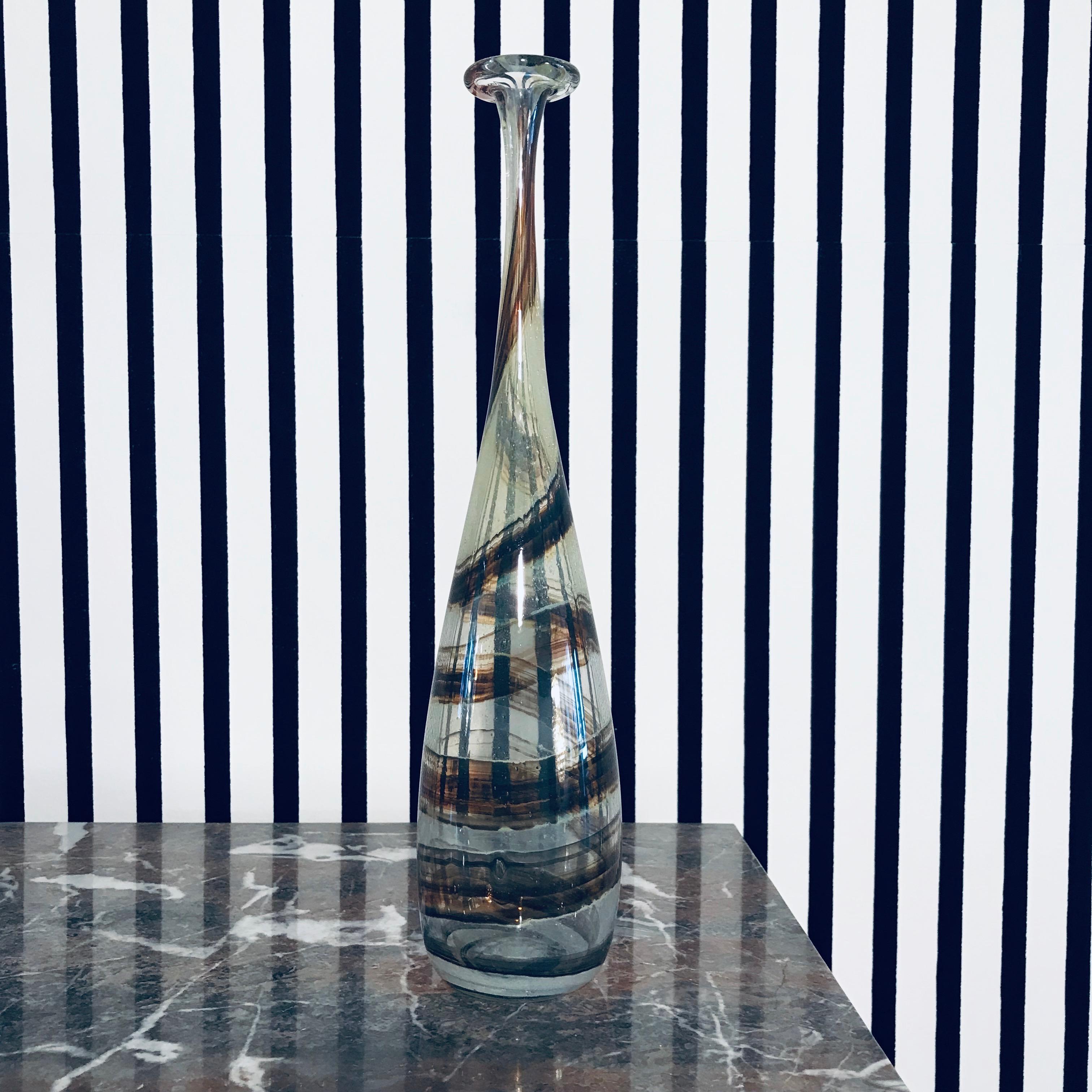 Murano Solitaire Vase