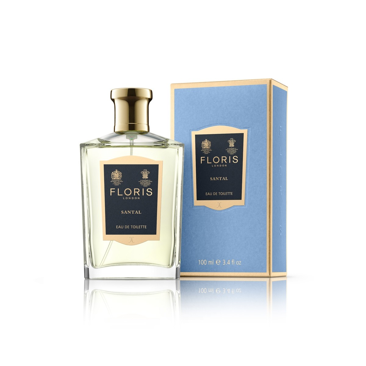 Floris Santal Eau de Toilette 100 ml