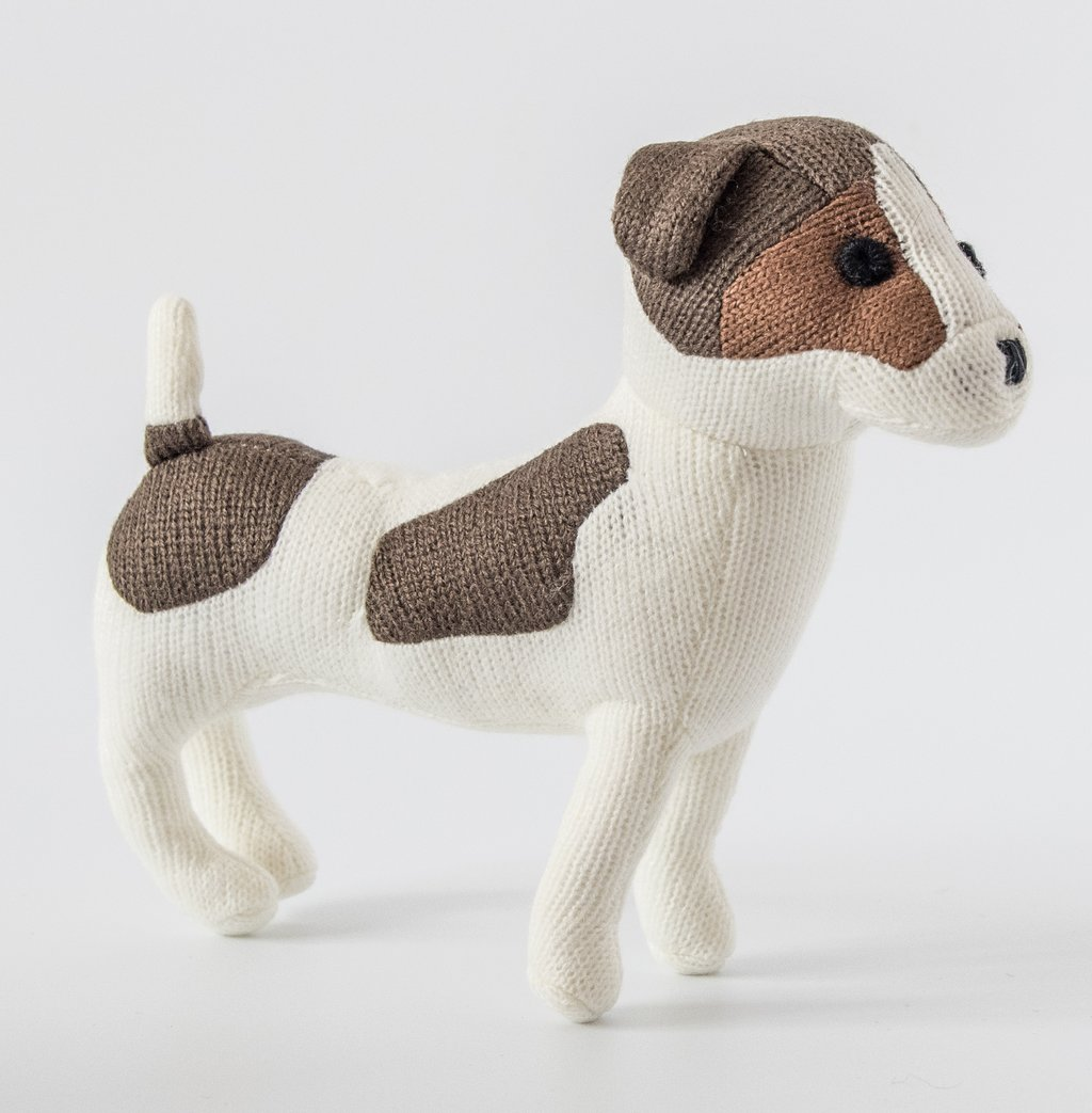 Jack Russell Dog Toy