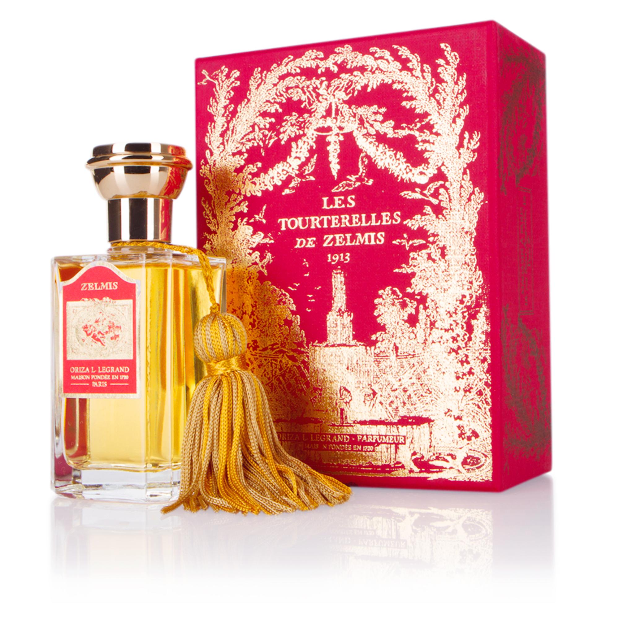 ORIZA L.LEGRAND Les Tourterelles de Zelmis Eau de Parfum 100 ml