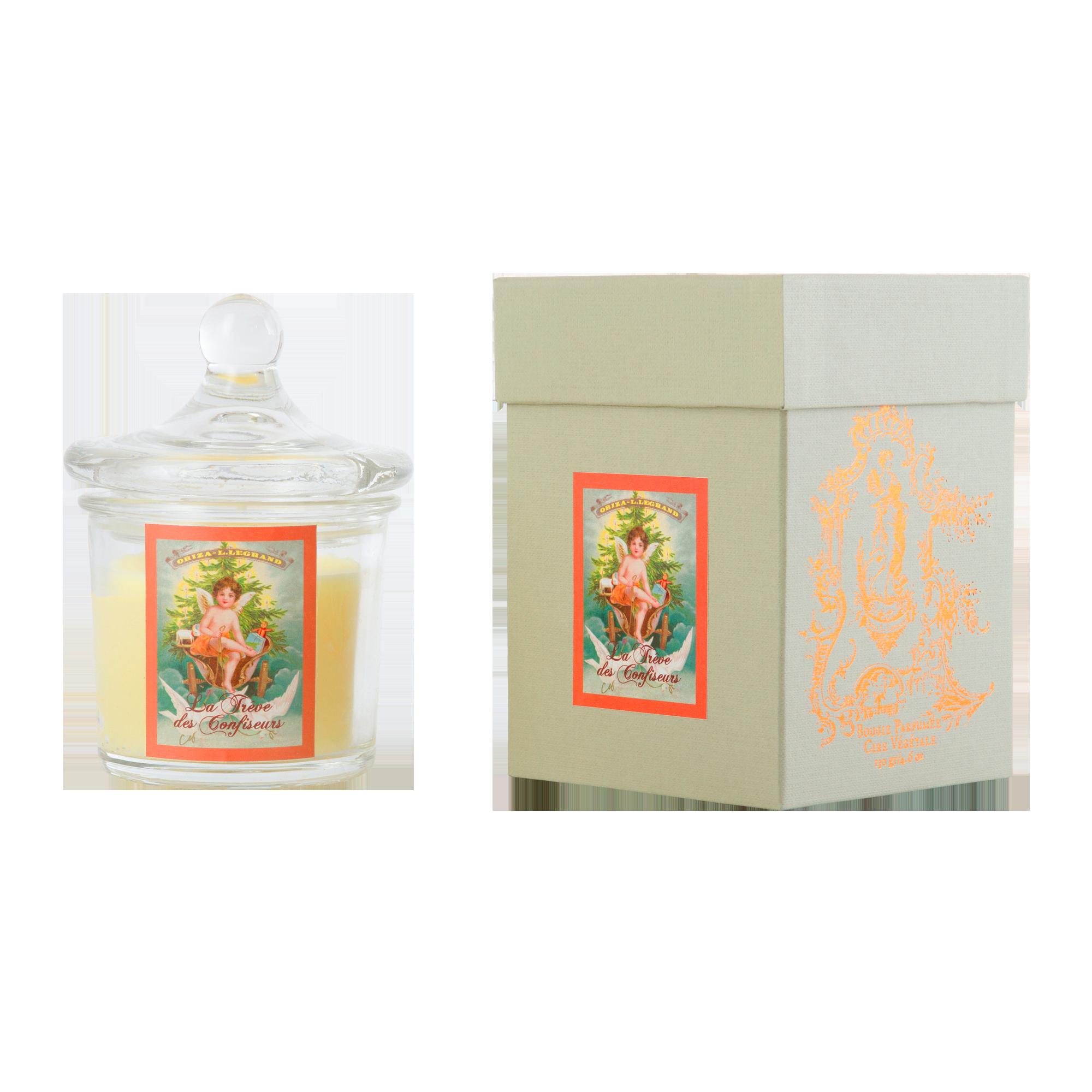 ORIZA L.LEGRAND La Trêve des Confiseurs Perfumed Candle 130 g