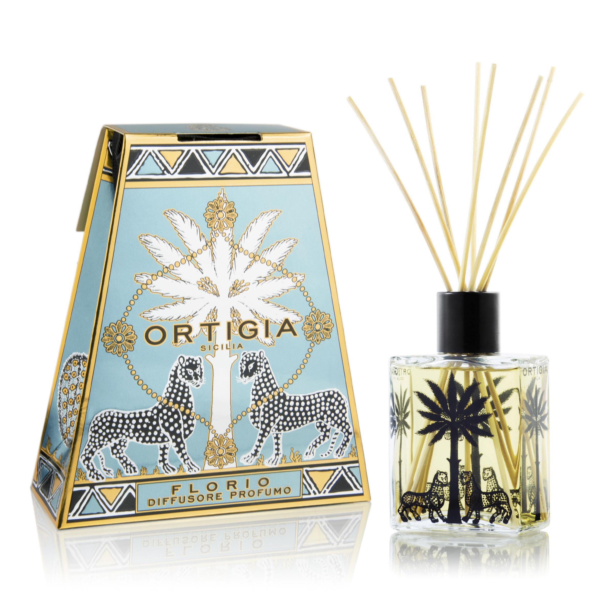 ORTIGIA Florio Perfume Diffuser 100ml