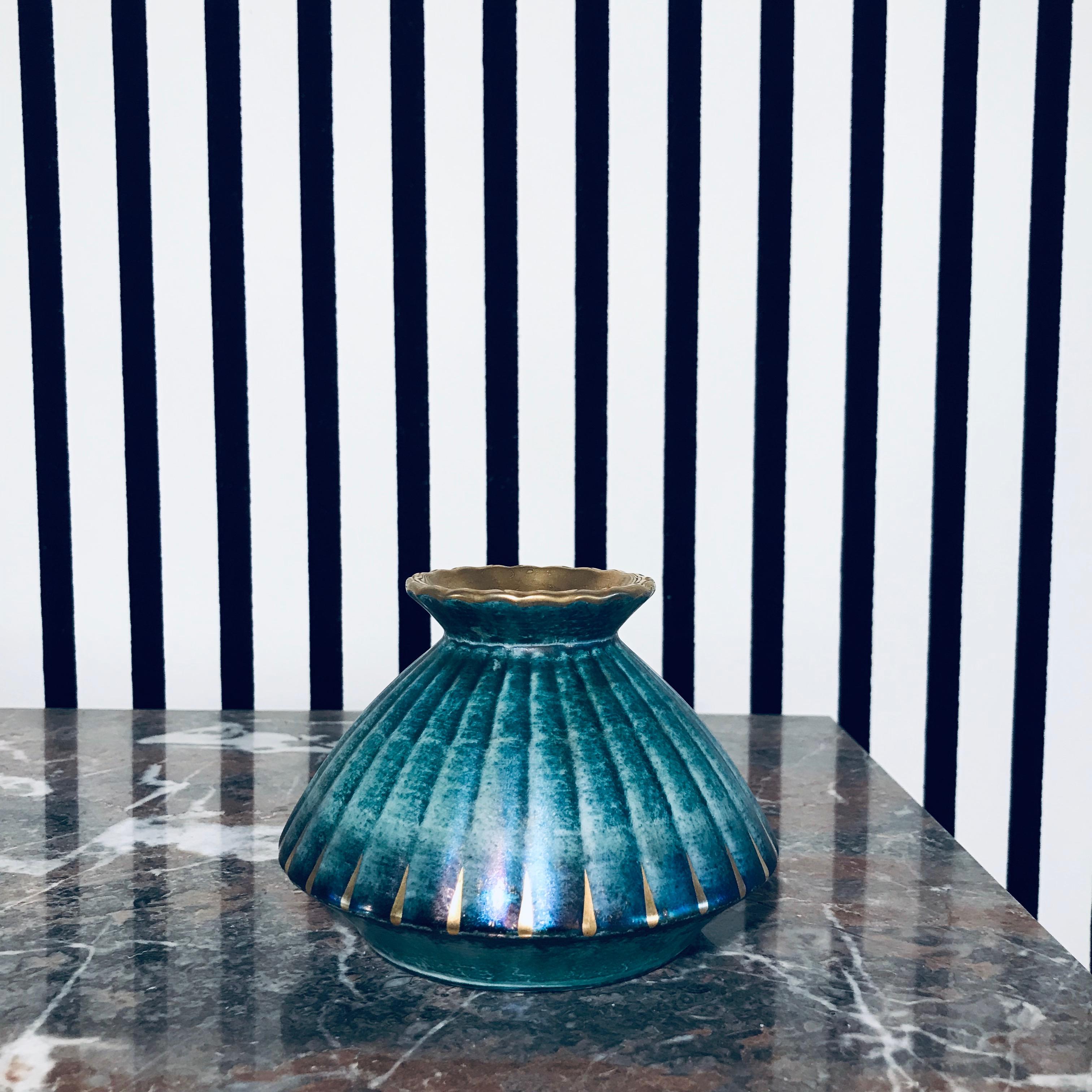 Small Josef Ekberg Vase, Gustavsberg