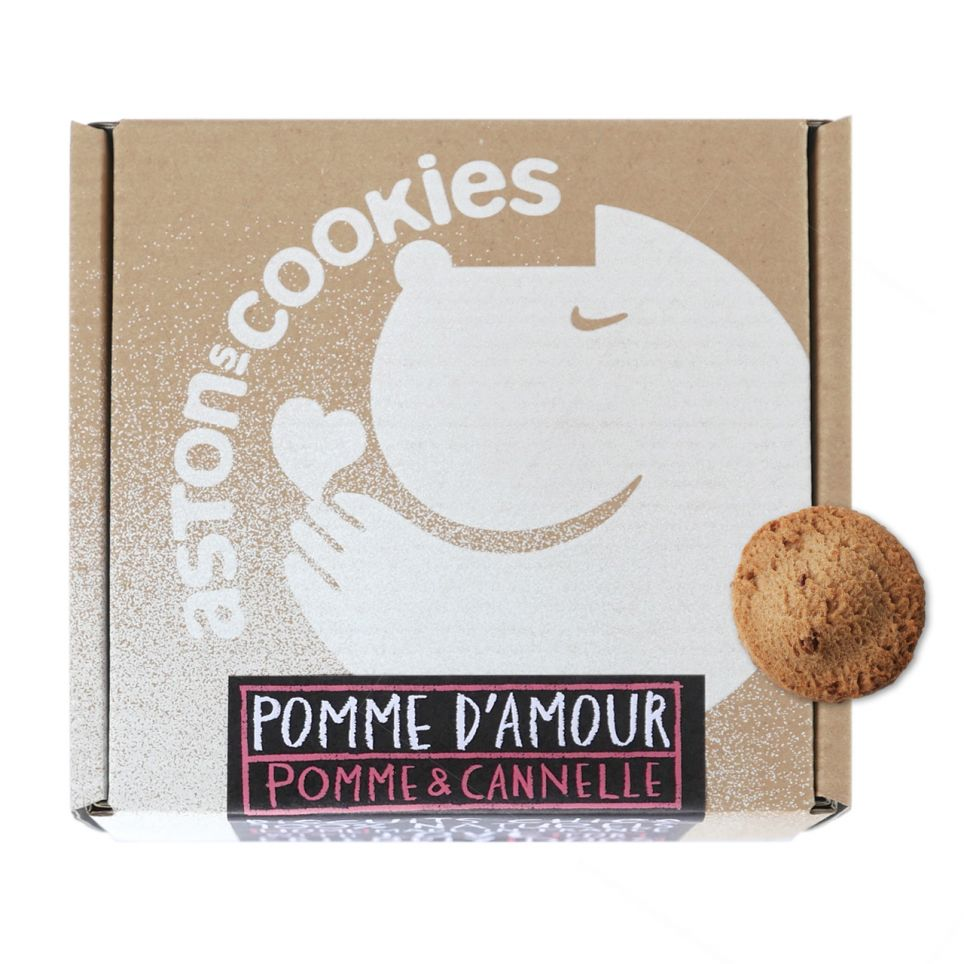 ASTONs COOKIES, Pomme & Cannelle