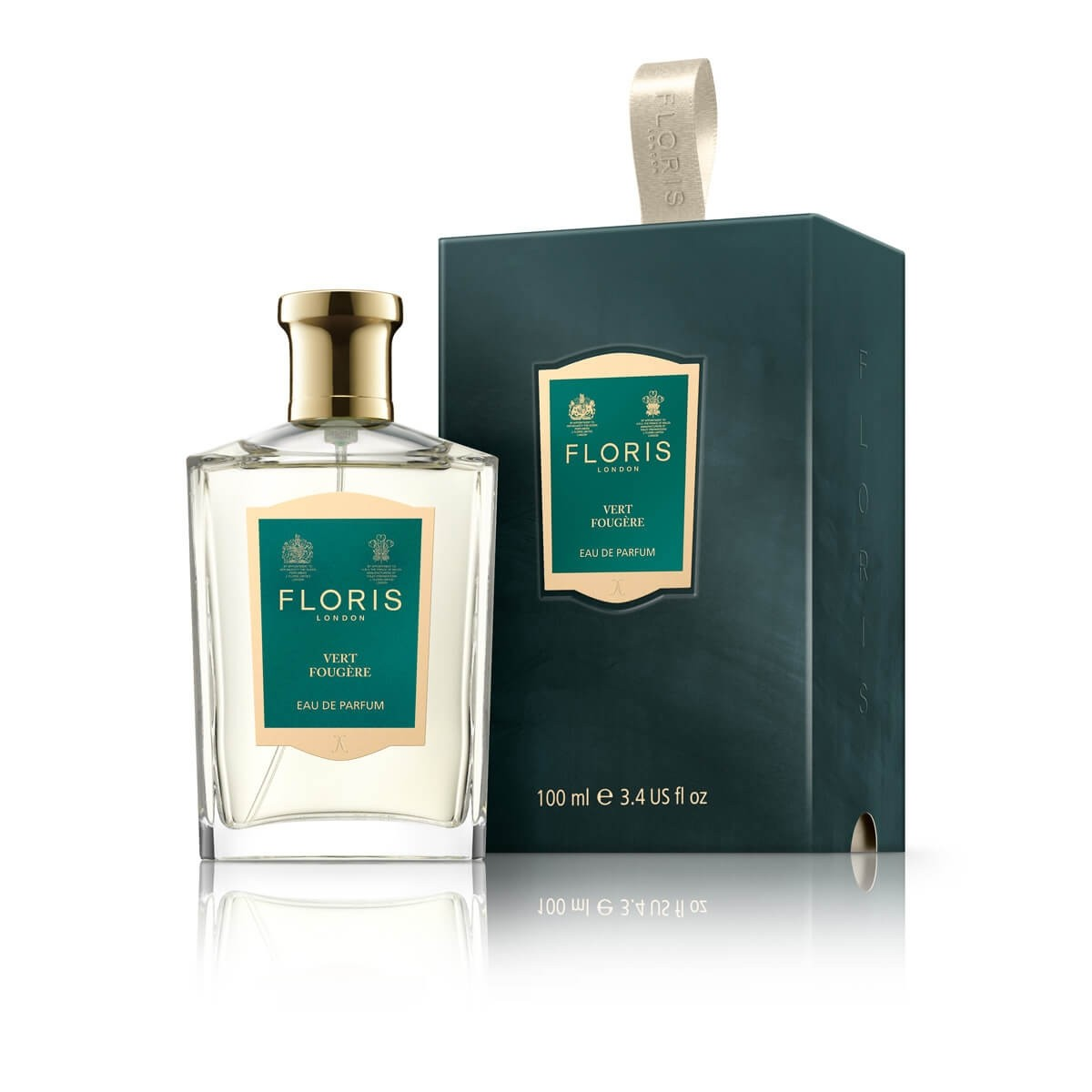 Floris Vert Fougere Eau de Parfum 100 ml
