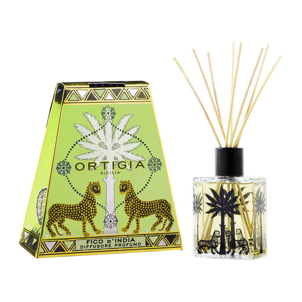ORTIGIA Fico d'India Perfume Diffuser 100ml