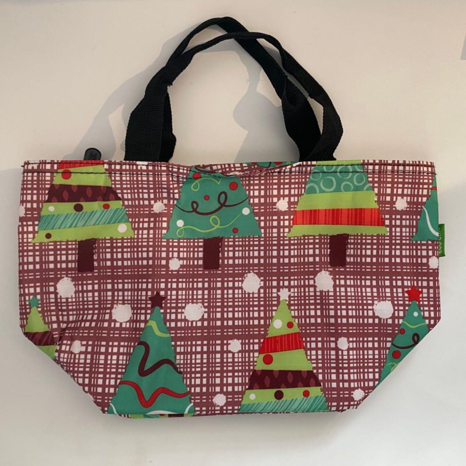'Christmas Trees' Lunch Bag