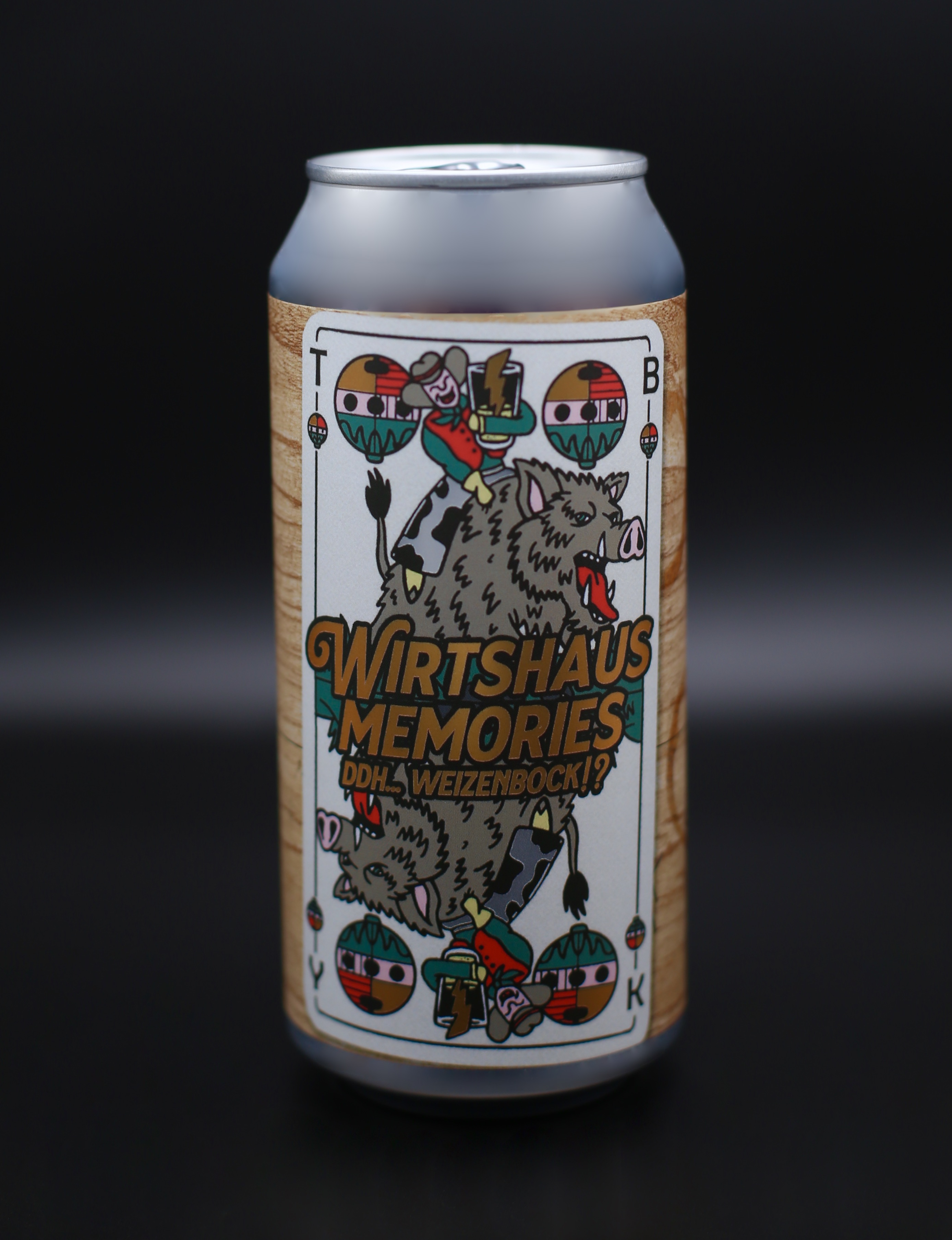 Wirtshaus Memories - DDH Weizenbock 0,44l