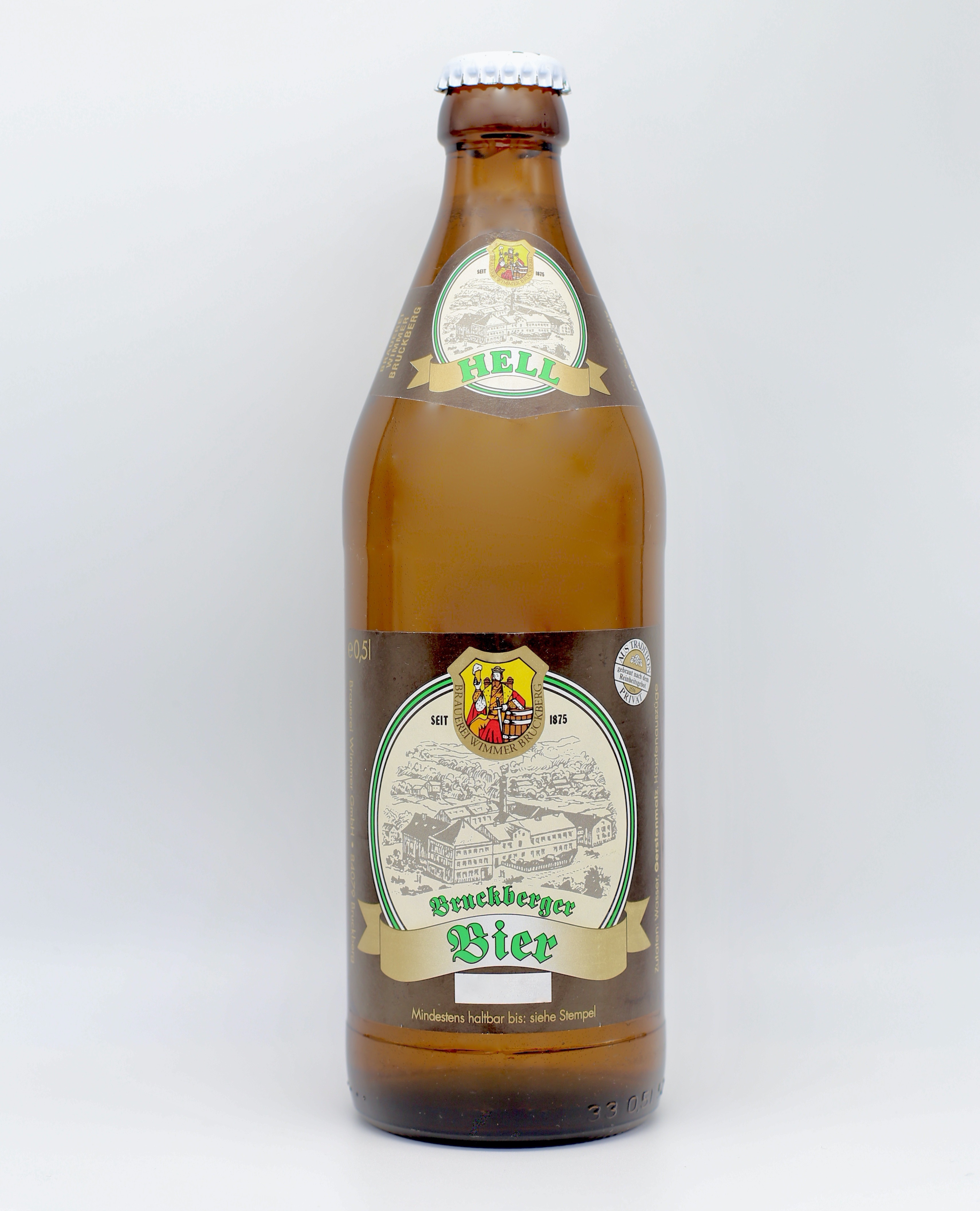 Bruckberger - HELL 0,5l