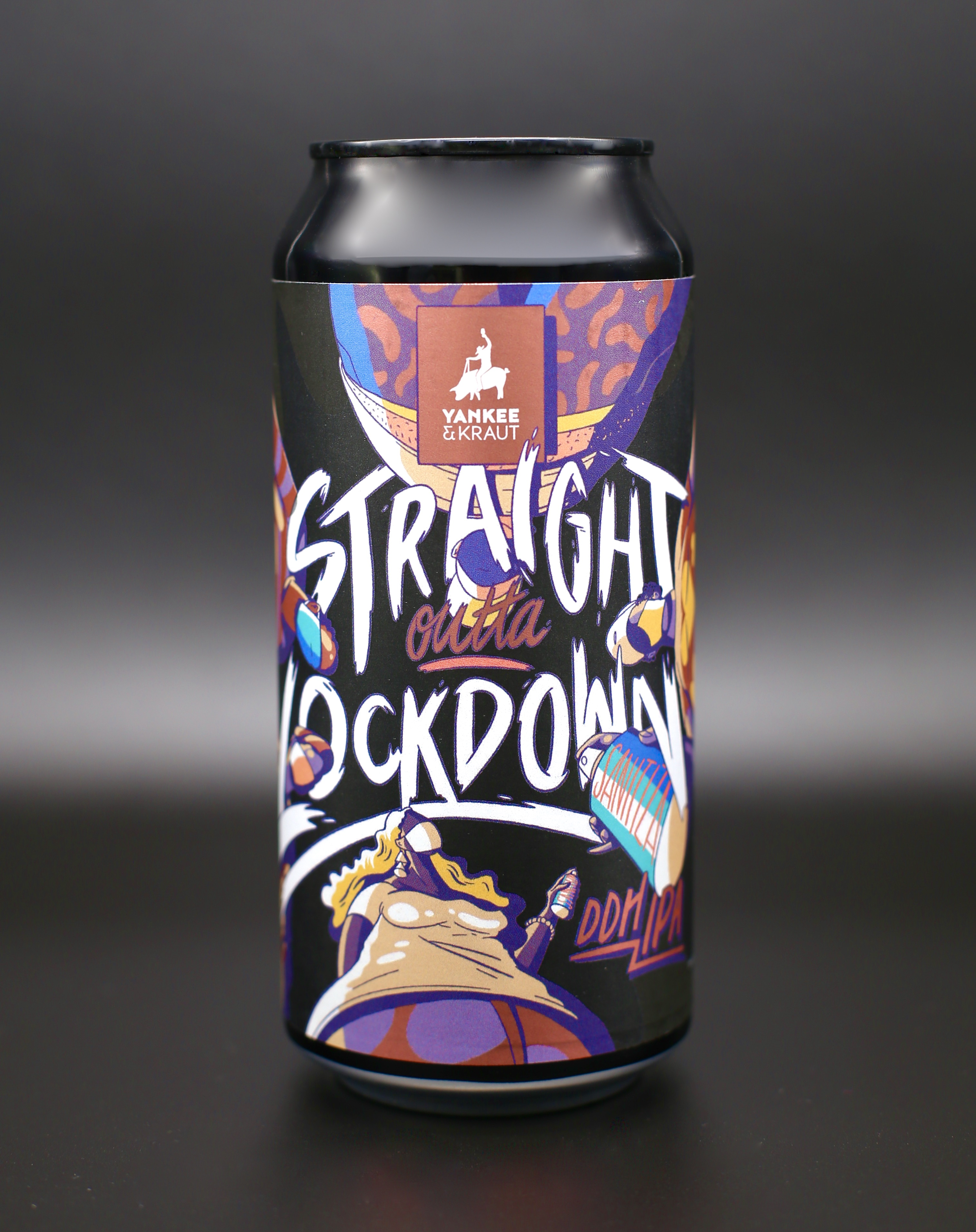 Straight outta Lockdown - DDH NEIPA 0,44l
