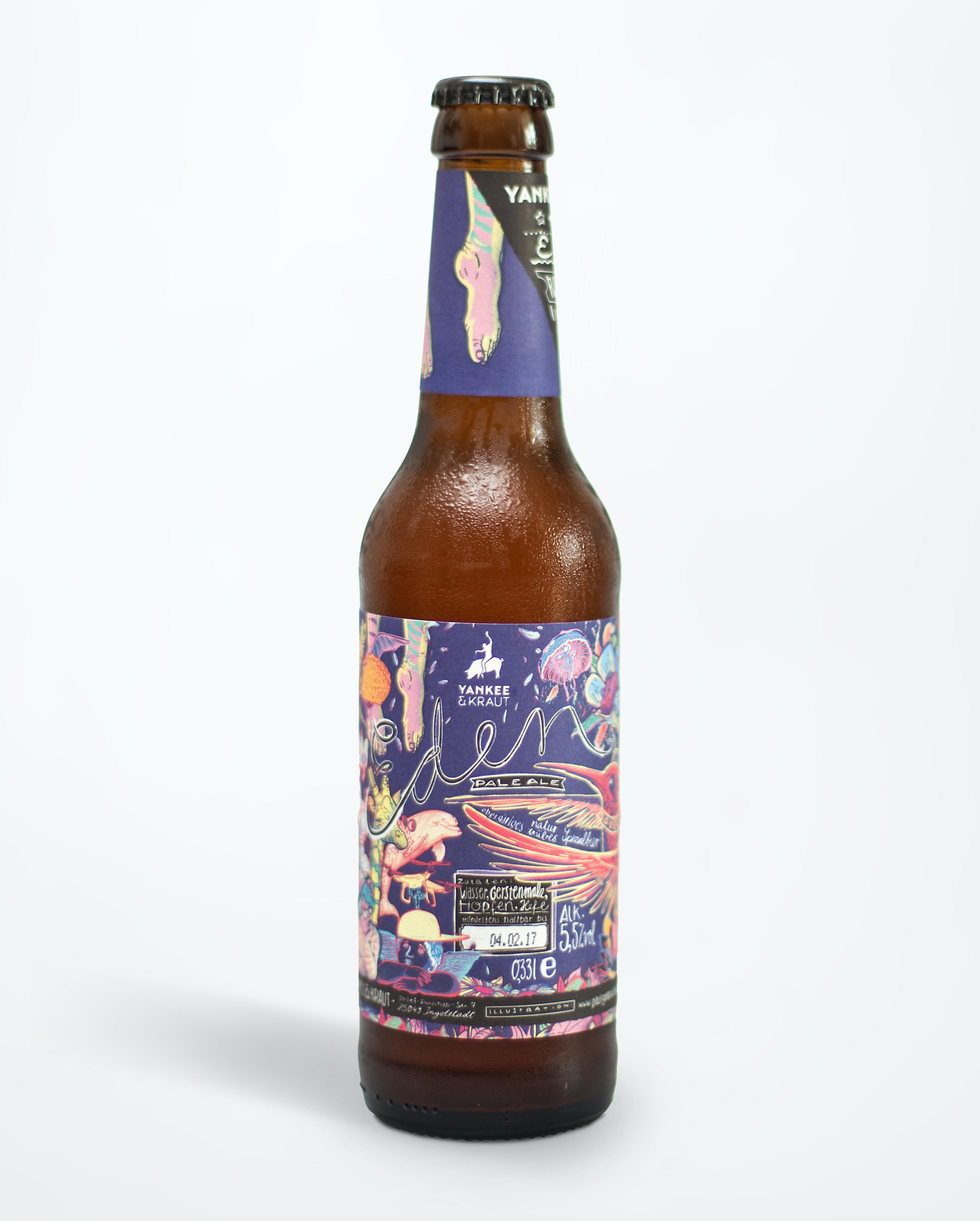 Eden - Pale Ale  0,33l