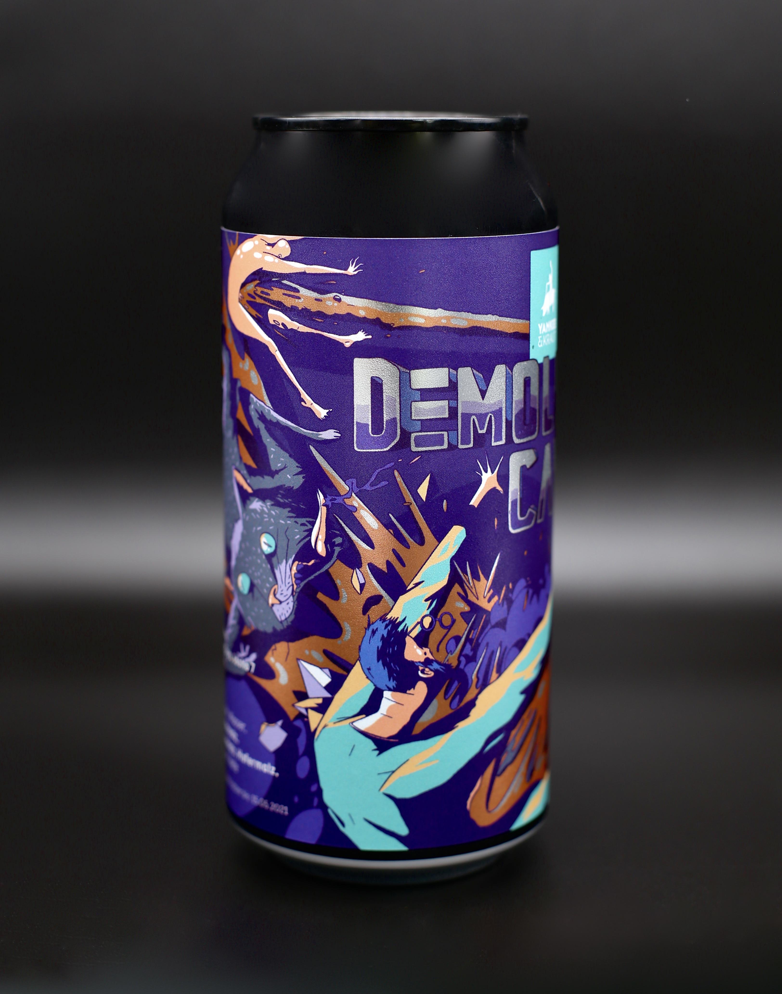 Demolition Can - DDH DNEIPA 0,44l