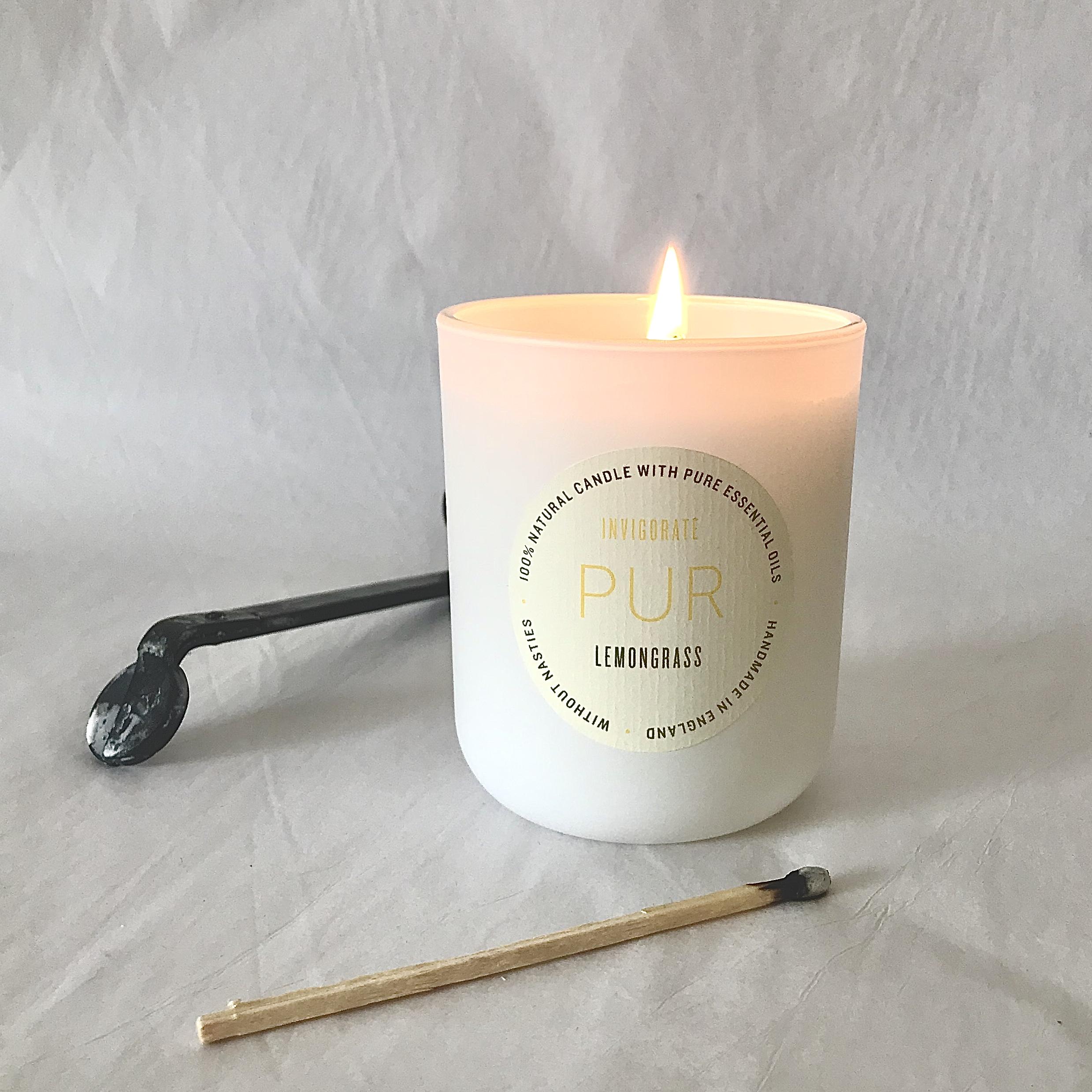INVIGORATE 1 Wick Candle