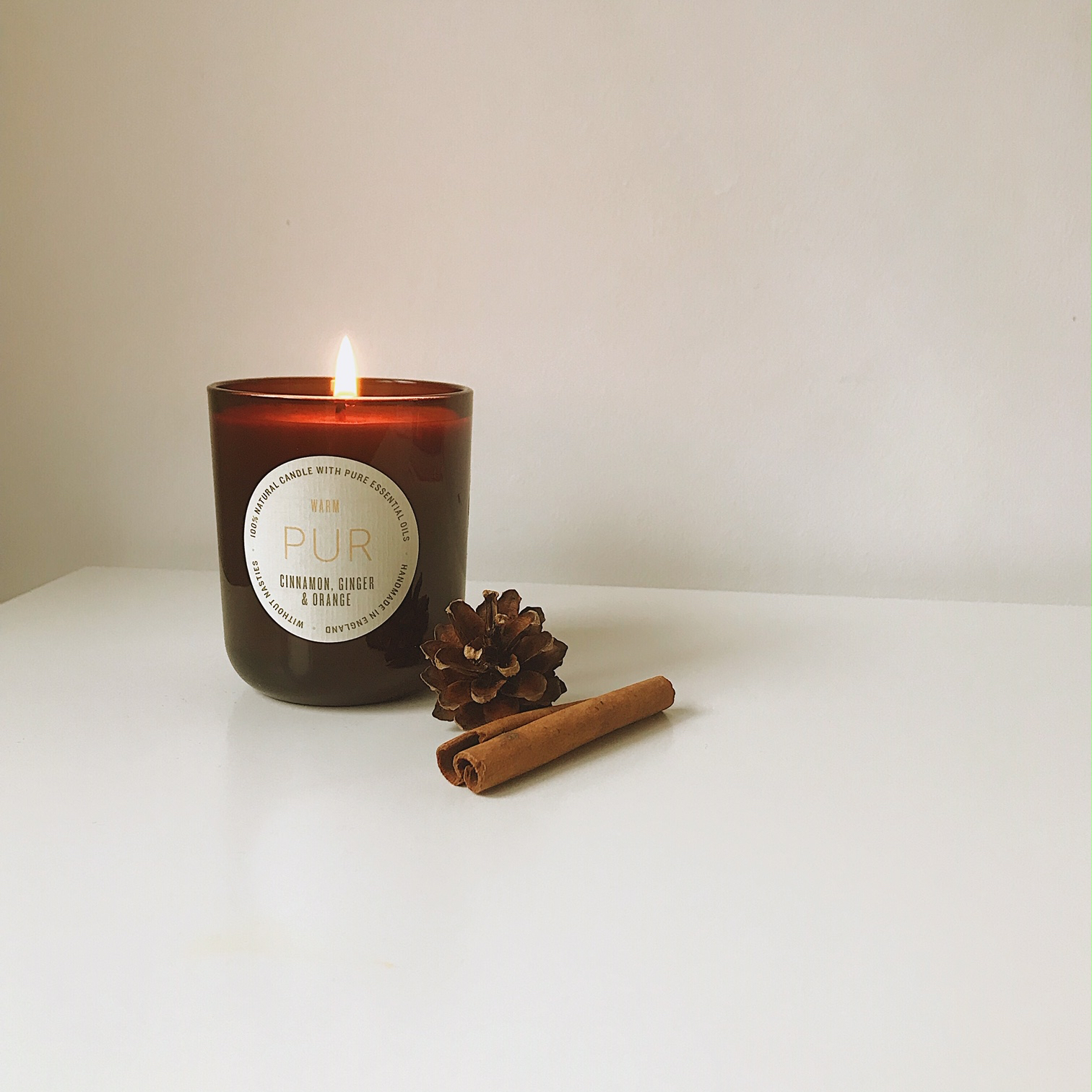 1 Wick Candle - Warm