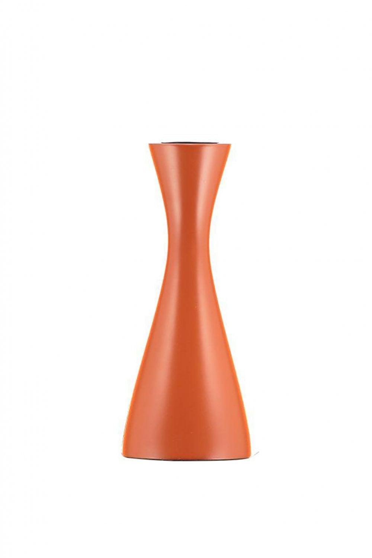 Rust Orange Candleholders by British Colour Standard