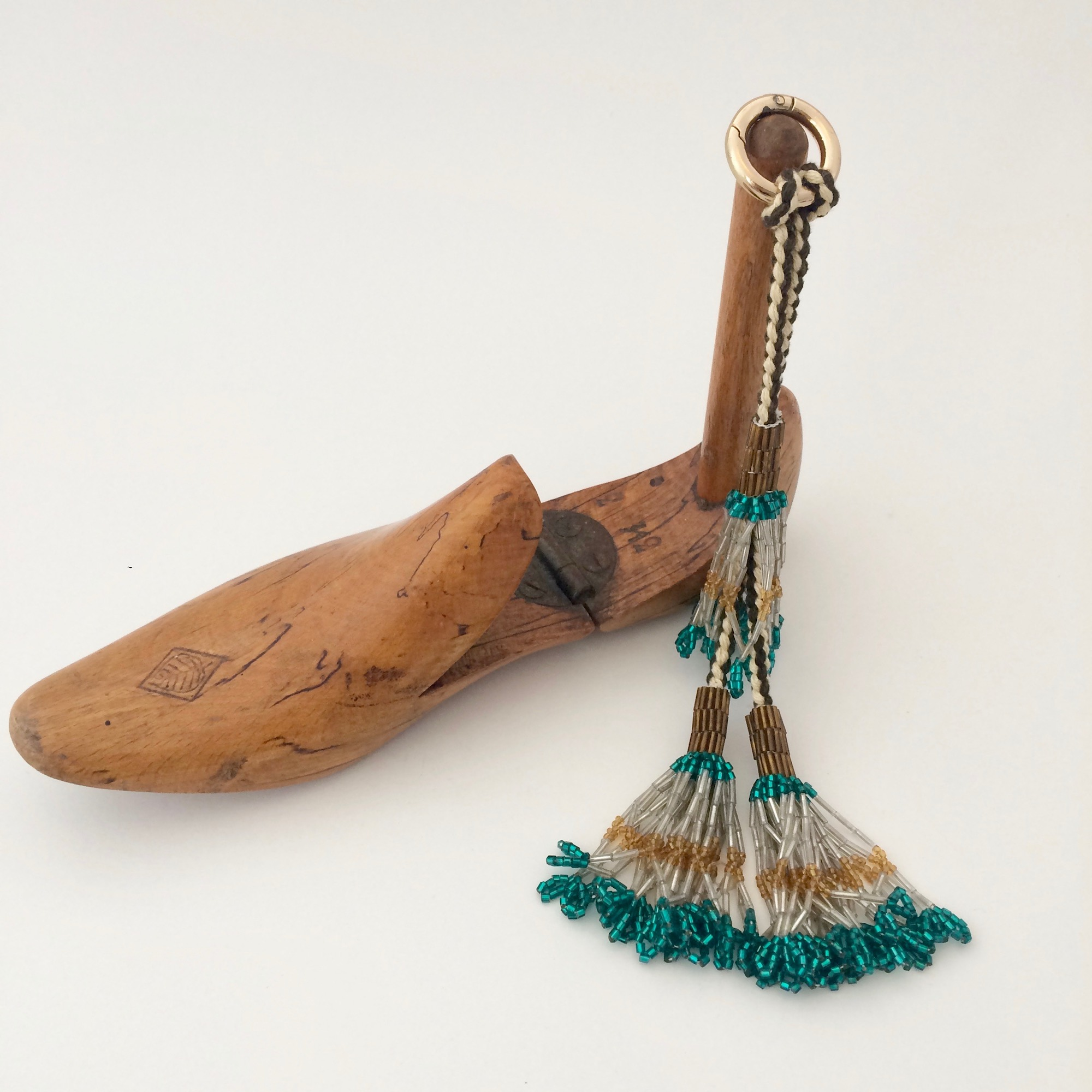 Luxury Bedouin Beaded Tassel